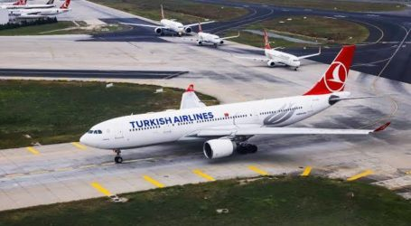 Turkish Airlines Tunda Penerbangan ke China