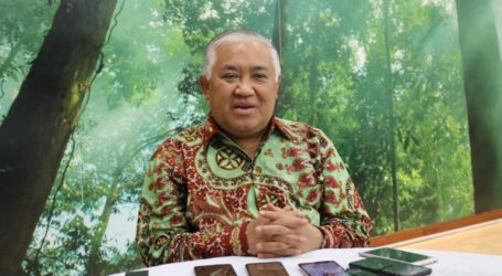 Din: Kerusakan Lingkungan dari Pemindahan Ibu Kota Baru Tak Terelakkan