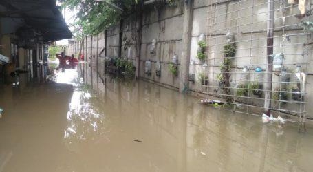 Niyabah Bekasi Distribusikan Lebih dari 200 Bungkus Nasi untuk Korban Banjir