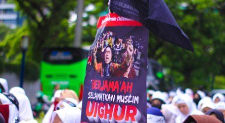 Jama'ah Muslimin (Hizbullah) Sampaikan Pernyataan pada Kedubes China Tentang Uighur