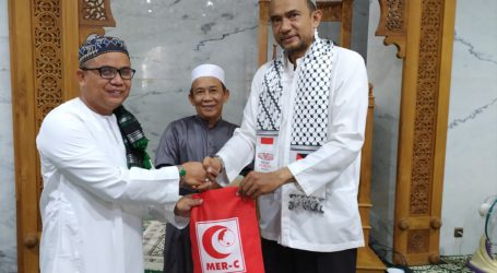 MER-C Sosialisasikan Pembangunan RS Indonesia di Gaza ke Masjid-masjid