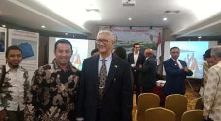Dubes Bangladesh Ajak Pengusaha Indonesia Investasi di Negaranya