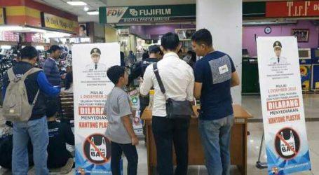 Gerakan Larangan Kantong Plastik di Bogor Mengnsiprasi Wilayah Lain