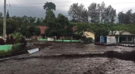 BNPB: 200 Keluarga Terdampak Banjir di Bondowoso