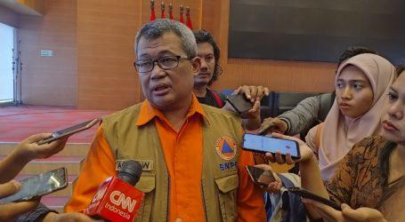 BNPB: 297 Kejadian Bencana Terjadi Selama Januari 2020