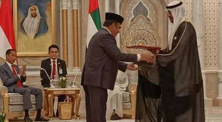Indonesia-UEA Jalin Kerjasama Urusan Wakaf