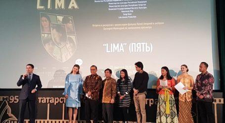 "Menteri Kebudayaan Republik Tatarstan Undang Sutradara ""Lima"" ke Festival Film Muslim"