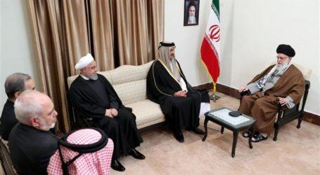 Khamenei: Tindakan Korup AS Penyebab Konflik Kawasan