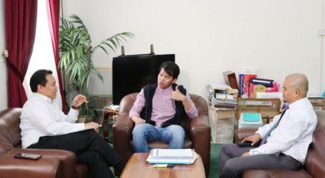 Safwan Jurjani Isa, Diaspora Indonesia di Universitas Ummul Quro Mekkah