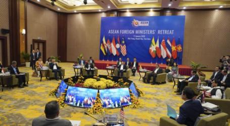 Pertemuan Menlu ASEAN: Tingkatkan Kerjasama Masalah Rohingya dan Laut Cina Selatan