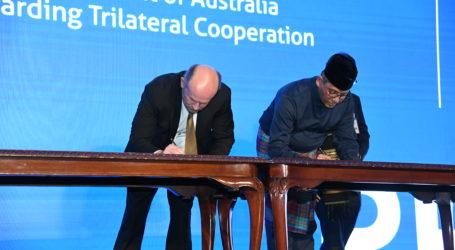 RI-Australia Sepakat Kerja Sama Pengembangan Diplomasi Digital