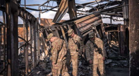 Bertambah, 34 Tentara AS Didiagnosis Cedera Otak Traumatis
