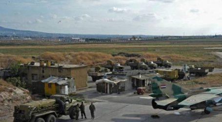 Suriah: Israel Serang Pangkalan Udara T-4 Homs