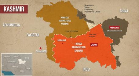 Aktivis Jammu dan Kashmir: Kekuatan Utama Dunia Telah Diam