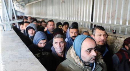 Sarjana Jurnalistik Palestina Kerja di Perusahaan Konstruksi Israel