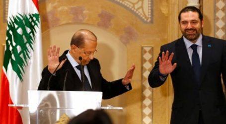 Saad Hariri Kembali Menjabat Perdana Menteri Lebanon