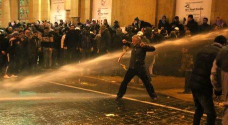 Puluhan Orang Luka dalam Protes Anti Penguncian di Lebanon