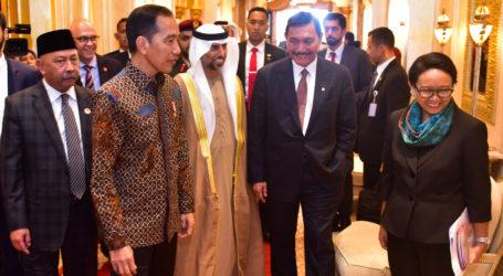 Tiba di Abu Dhabi, Presiden Jokowi Akan Bertemu Putra Mahkota UEA