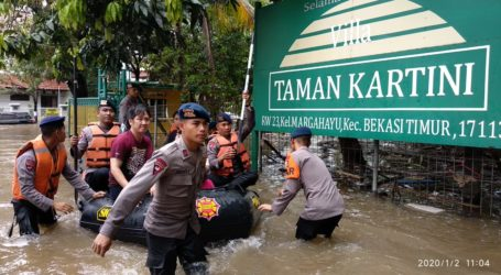 BNPB: 53 Korban Meninggal Akibat Banjir dan Longsor, Satu Hilang