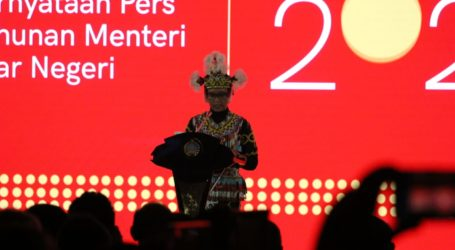 Menlu Retno Paparkan Capaian Kemlu Tahun 2019