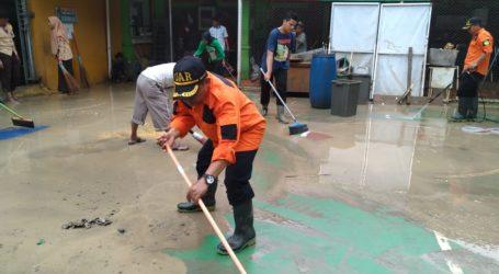 Sekolah Inklusi Daar El-Salam Bogor Terendam, Sarana Penunjang Belajar Rusak