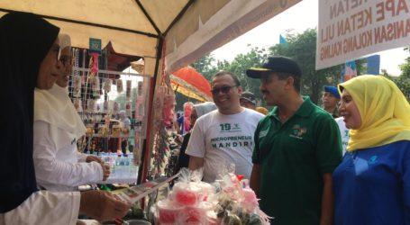 BAZNAS Gelar Program Pasar Rakyat di Jakarta