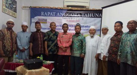Koppontren Al-Fatah Lampung Adakan RAT