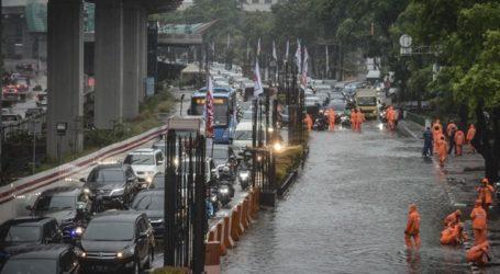 Dinkes DKI: Mayoritas Faskes dan Jalur Tranportasi Umum Aman dari Banjir