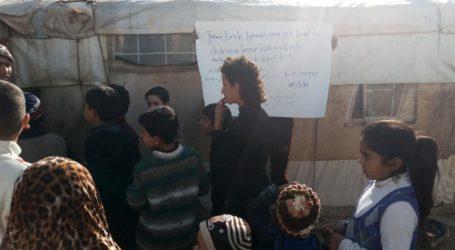 AWG dan DMI Kota Kupang Galang Donasi Untuk Pengungsi Suriah