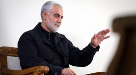 Hamas Sampaikan Belasungkawa Atas Terbunuhnya Mayjen Qassem Soleimani