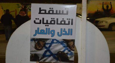 Warga Yordania Protes Perjanjian Gas dengan Israel