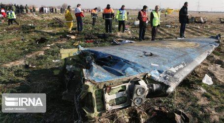 Menlu: Ukraina-Iran Kerja Sama Penuh dalam Penyelidikan Jatuhnya Pesawat
