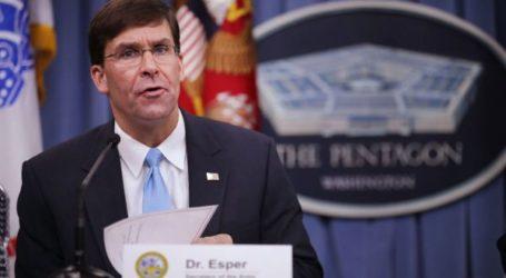 Menhan AS Tidak Melihat Bukti Rencana Iran Serang Kedubes