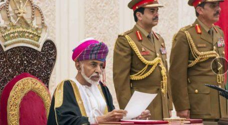 Sultan Oman Qaboos Wafat