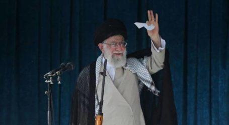 Khamenei: Serangan Semalam Hanya Tamparan Kecil