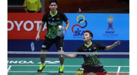 Thailand Masters 2020, Tujuh Pebulutangkis Indonesia Berebut Tiket Perempat Final