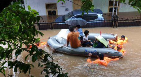 BMKG: Hujan Ekstrem Penyebab Banjir di Berbagai Wilayah