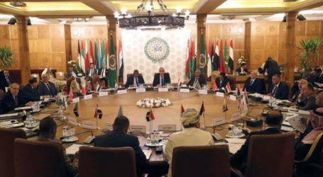Liga Arab: Perjanjian Perdamaian Bukan Hanya Kehendak Satu Pihak
