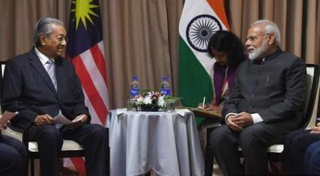 Mahathir: Prihatin Boikot Sawit India, Tapi Harus Bicara Kashmir