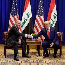 Trump Akan Bertemu Presiden Irak Saleh di Davos