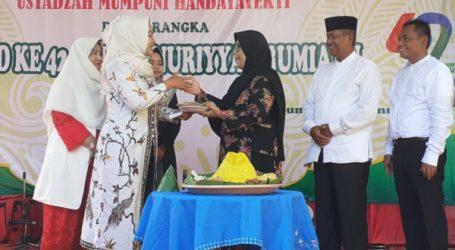 Ada Griya Al-Quran di SMP An-Nuriyah Brebes