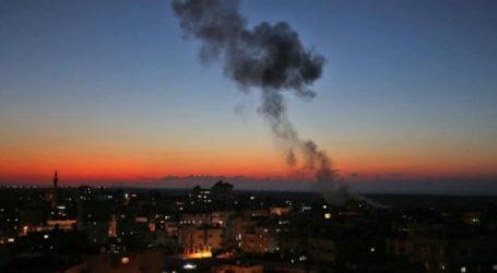 Rudal Gaza Mendarat di Permukiman Dewan Regional Israel