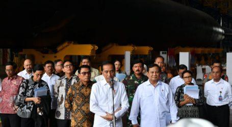 Pernyataan Presiden Jokowi Soal Lock-Down Antisipasi Covid-19