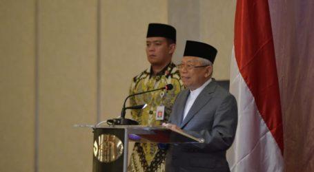 Wapres: Pemerintah Ingin Indonesia Jadi Jawara Ekonomi Syariah Dunia