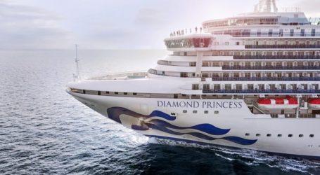 Warga Israel Ketiga Didiagnosis Terinfeksi Corona di Kapal Pesiar Jepang