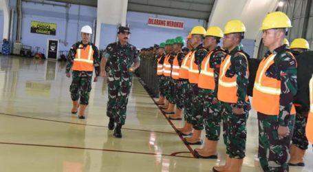 TNI Kirim 44 Prajurit Bantu Penanganan Karhutla di Australia