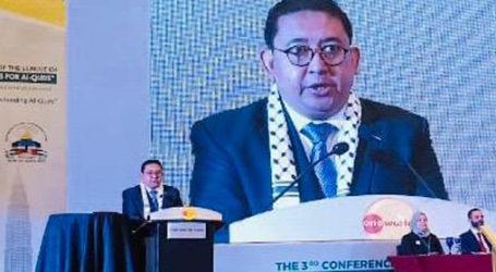 Fadli Zon Ditunjuk Sebagai Wakil Presiden Liga Parlemen Dunia untuk Palestina