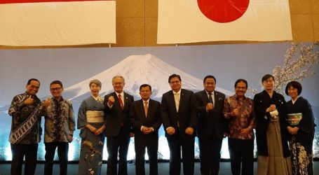 Jepang Bertekad Tingkatkan Kerjasama Pembangunan Infrastruktur dan Investasi Dengan RI