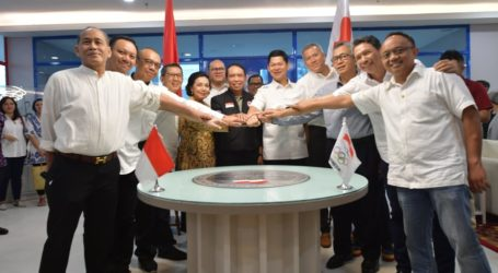 Kemenpora Resmikan International Hall NOC Indonesia