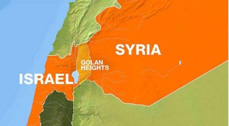 Suriah Cegat Rudal Israel yang Targetkan Wilayah  Damaskus